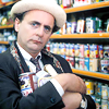 teyla: Seven in a corner shop, hugging groceries and pouting. ([dw] seventh doctor)