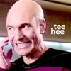 djmustangsally: (Picard lol -- harmony033)