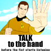 djmustangsally: (Talk to the hand -- harmony033)