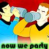 djmustangsally: (Party -- harmony033)