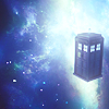 acciochocolate: (TARDIS in SPACE by kirasdesings)