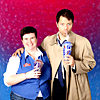 crazyfoolstiney: (Steve&Cas)