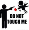 akhbaron1962: (don't touch me)