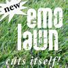 luckylove: (Emo Lawn)