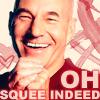 luckylove: (Star Trek - TNG - Picard squee!)