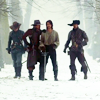 yourlibrarian: Winter Musketeers (HOL-Winter Musketeers - easycompany.png)