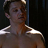 so_hawkward: ([posi] shirtless and amused)