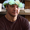 so_hawkward: ([misc] flower crown)
