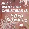 poisoned_candyy: (text; all i want for x-mas is sara)