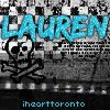 ihearttoronto: (blue name with skull)