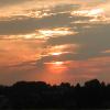 temporus: (sunset)