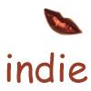 indiefic: (indie lips)