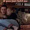 izzyalienqueen: (if you just held me)