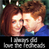 sylvanshadows: (redheads are hot)