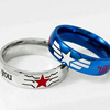 mythras_fire: wedding rings with captain america and the winter soldier stars on them (Default)