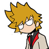 thiskindalove: ({roxas} surrounded by IDIOTS)