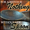 tithenaii: (witch spoon)