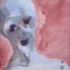 thedc: Sleep Dummy - painting by Ronin Ellis (Ronin)