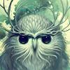 pshaw_raven: (Antlered Owl)