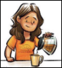 dreams3x: (coffee, Maggie)