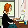 shoebox_addict: (Writer Girl)