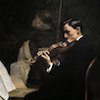 star_swan: (The Violin Student by Stephen Seymour Th)