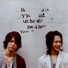 kamesoul: (KameDa: Flying)