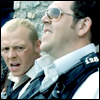 vex_verlain: Nicholas Angel and Danny Butterman, from the movie Hot Fuzz. (Danny/Nicholas)