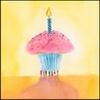 teragramm: (birthday cupcake)
