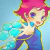 nature_heart: (Kumatora PK Freeze [Mother 3])