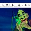 piinboots: (Evil Glee)