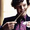 turante: (Sherlock smirk)