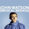 turante: (john watson medical badass)