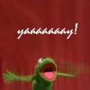 robinthefrog: (yaay)