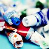 p0rc: (Paint tubes)