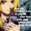 tavella: (FMA: Pay for Love)