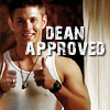 huggenkiss: (dean approved)
