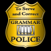 the_other_sandy: Grammar police badge (Grammar)