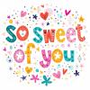 palimari: (so sweet of you)