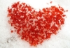 palimari: (heart snow)