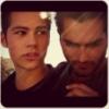 irishdf: (Dylan and Hoech Sunshine Rays)