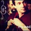 """saavedra77: """"My bad."""" - Marc Antony of HBO's Rome (HBO Rome Marc Antony My Bad)"""