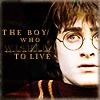 cbrownjc: (Harry Potter - Boy who Wished to Live [v)