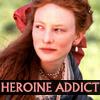 cbrownjc: (Elizabeth - Heroine Addict)