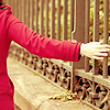 the_muppet: (Girl: red | railing)