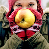 the_muppet: (Girl: autumn | apple)