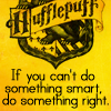 jaelie: (Hufflepuff Right)
