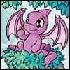 aery: (neopets | faerie shoyru | smile)
