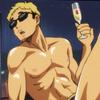 prillalar: christophe giacometti posing sexy at the pool (christophe)