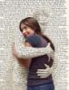 gwendolenau: Woman hugging anthropomorphic book. (pic#11324276)